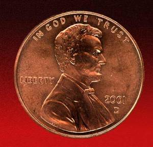 See a penny, pick it up...